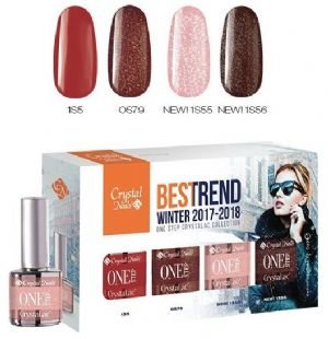 2017 Winter bestrend colours one step kit